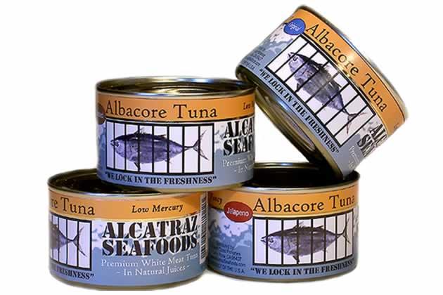 blikjes tonijn