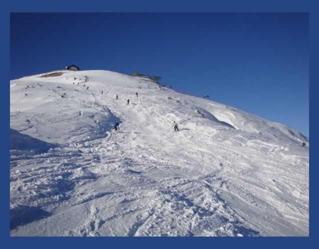 Skien in Italie