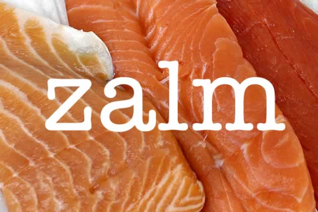 verse moten zalm