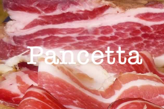 pancetta